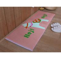 45*120cm long kitchen carpet dustproof boudoir mat anti-slip living room carpet free shipping