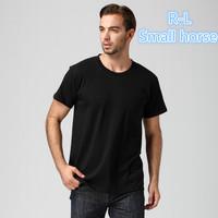 R-L 100% Original Small Horse ---2014 Summer Men Classic O-neck cool Tshirt,CASUAL Men SPORT Tee/Top shirts 100% cotton