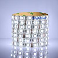 CW 6000K 24V led strip 5050 60 led/m SMD LED light strip light  flexible Waterproof IP65 Taiwan HUGA