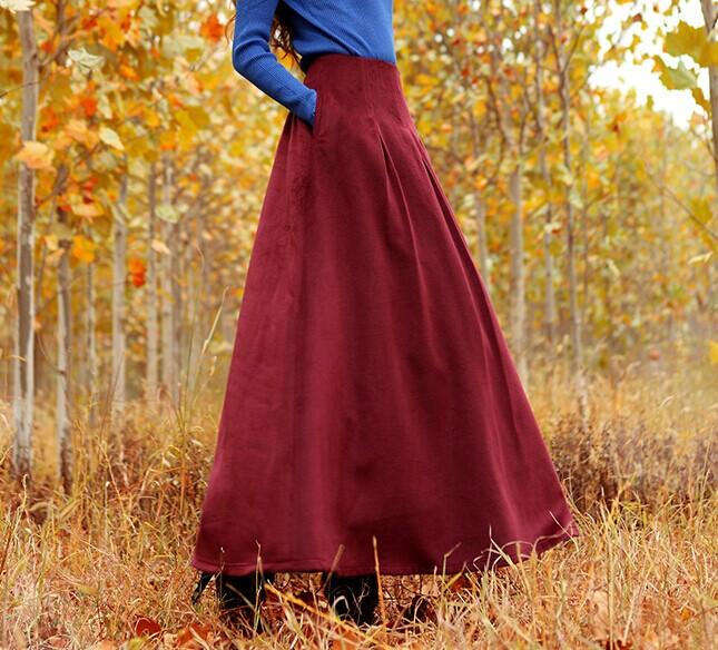 Юбку На Осень