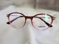 2014 new memory super light nylon optical frame for women,Free shipping qualtity fashion women's glasses for filling prescrition