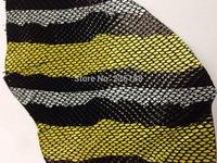 100% подлинные черные овцы кожи кожа ткань для одежды одежда куртка 9sf/лот