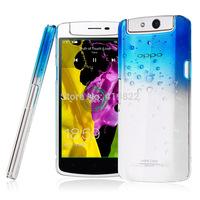 Hot Sale New Genuine Brand Imak Raindrop Hard Cover Skin Case + Screen Protector For OPPO N1 Mini N5117