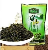 Food Hot Sale Matcha Green Tea 2014 Organic Green Huangshan Maofeng Origin Chinese Tea Before Rain 100g free Shipping Wholesales