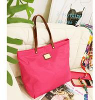 Promotion 2014 Hot Victoria VS waterproof bag vs beach bag   candy color Boiled dumplings single shoulder bag work bag