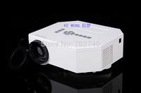 2014New Portable LED Intelligent Projector Digital Smart Projector SD USB VGA AV HDMI Free Shipping