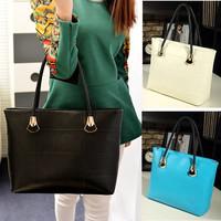 2014 Autumn Winter New Women's Tote Fashion Handbags Brand Designer Shoulder Bags Desigual Bolsas Femininas WJ1052