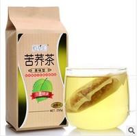 2014 Real New free Shipping Top Grade Health Buckwheat Tea for Grain Flavor Origin Beauty Teabag 50 Pieces 250g/bag Wholesales