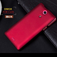 Luxury Anti-skid Surface Ultra thin Slim Matte Hard Case For  Sony Xperia ZR M36H C5502 C5503 Protective Cover + Touch Stylus