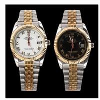 Men fashion Brand Watches Stainless Steel boys Wristwatch Analog Quartz Dress Man Fashions Clock Men Watch With Date Week