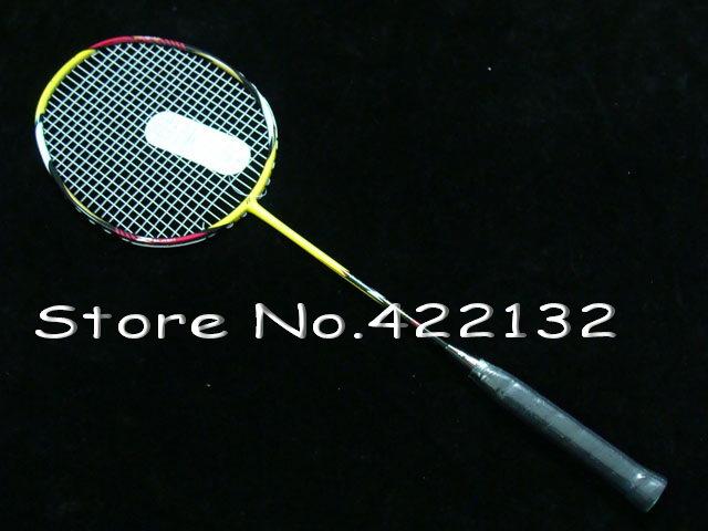 Wholesale Badminton Racket AR -ZS T-joint ArcSaber Z-SLASH Carbon Fibre Rackets yy badminton racquet racket 2 PCS(China (Mainland))
