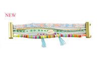 New Free Shipping Retail/Wholesale Chic Magnetized Clasp Brazilian Glamour Wrist Hipanema Holiday bohemian Bracelet HIP088