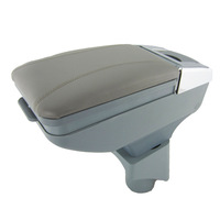 armrest box special for Sunny car central armrest case broadened in raw ABS material