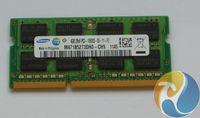 Free Shipping Laptop Memory  DDR3 4GB SAMSUNG DDR3 RAM 1333MHz  4GB   PC3-10600S 1333  204 Pin 4G module memory