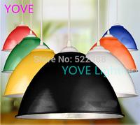 Modern Pendant Light Abajur Office Restaurant Bar Pendant Lamp Ikea Lustres E Pendentes Lamp Warehouse Aluminum Lamps 7 Color