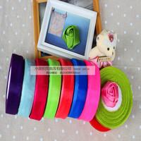 Mcm 1.2c for ribbon transparent sheer ribbon wedding decoration belt gift packaging ribbon
