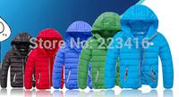 2014 new winter boys down coat girls down coat children outerwear kids winter jacket