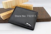 Car emblem 100% Leather Driver's license leather sheath / Driving License Bag for Jaguar F-Type  XF XJ XKR