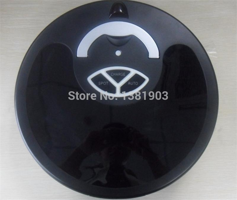 dust mites killer robotic vacuum cleaner with remote control,auto charging,Mop function Model No.EG-510B black(China (Mainland))