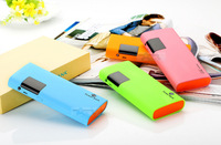 4 color Newest USB Power Bank 13000 mah Portable External battery Charger pack For Mobile Phone Samsung HTC iPhone free shipping