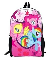 NEW Arrival My Little Pony Primary School Bags Children Backpacks School Ceremony Gift NO.9001059