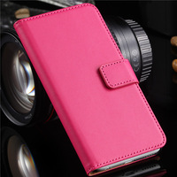 1Pcs New Arrival Vintage Genuine Leather Case For iphone 6 6S 6G Vertical Flip SKin Cover Bags Open for i6 Cases High Quality