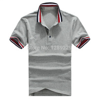 High Quality Fashion Designer Men's Short T-shirts Monclearing 100% Cotton Workout Shirts New Summer Comfy Office Casual Tops