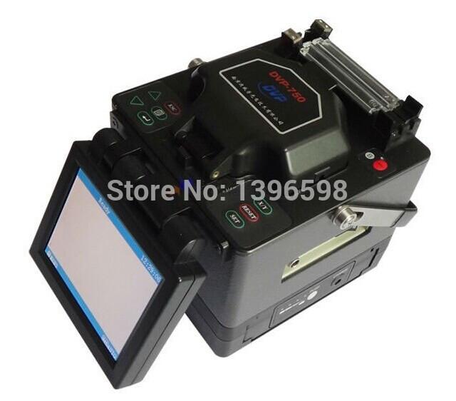 Optical Fiber Fusion Splicer DVP-750/Optical Fiber Splicing Machine/Easy Operation/optical splicer/optic fiber fusion machine(China (Mainland))