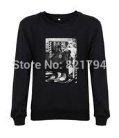 2014 New arrival fashion women/men sweatshirts Star Wars Stormtrooper Chewbacca Barber Shop Photo hoodies hoddes design fleece