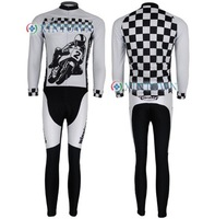 Super Sale ! New  Cycling Jersey/Cycling Wear/Cycling Clothing long sleeve Long (BIB) suit  CC0116 -3/4