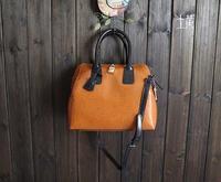 2014 Fashion Designer High Quality Genuine Leather Rivet Furly Candy Handbags Shoulder Messenger Bags For Women Bolsas De Couro
