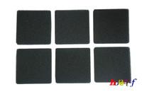 6 New Compatible Filtration Foam Fit Rena Filstar xP Filter Media 724A 30PPI