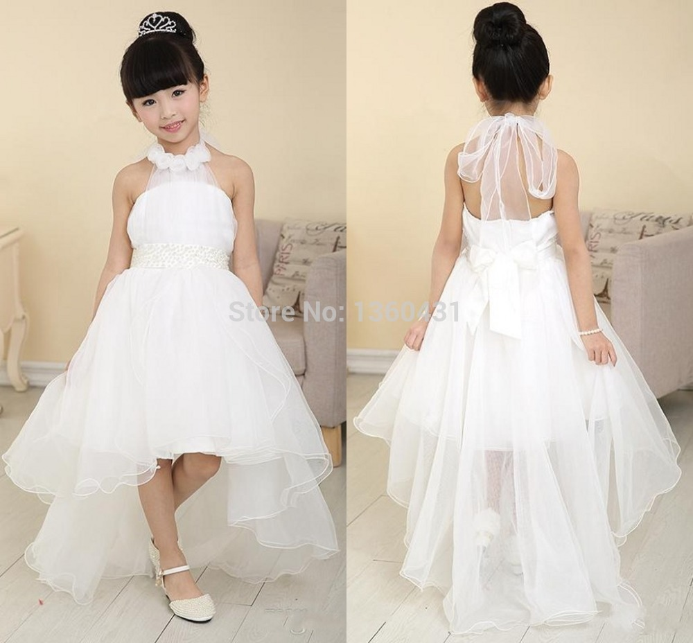 New Arrival Beautiful Flower Girl Dress For Weddings