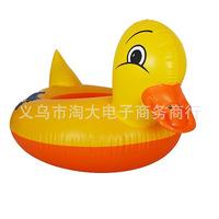 Water swimming ring wholesale children animal race yellow duck animal race lap swimming baby sitting.