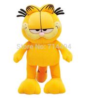 Hot Selling! 1pcs 8''  20cm Plush Garfield Cat Plush Stuffed Toy High Quality Soft Plush Figure Doll Free Shipping