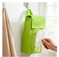 The vehicle back hanging paper towel bag / box  YC211