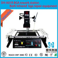 Professional IR BGA Rework Station DH-A01R (2300w 450w 1800w ) BGA Motherboard Repair Machine 110v