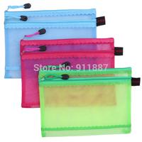 3pcs Home Organizer Organiser Insert Tidy Travel Handbag Liner Pouch Bag Gauze New Colors