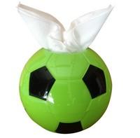 Personal Creative cute football tissue box  YC218