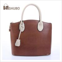 SHUBO Brand Bags Women Smiley Handbags Retro Hit Color Shoulder Bag Portable Messenger Handbag Totes Bolsas Femininas SH045