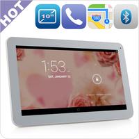 "Quad core 10.1"" 1GB+8GB 5 Point Capacitive MT8382 Dual Camera 0.3M+ 2.0M 3G Tablet PC WIFI/3G"