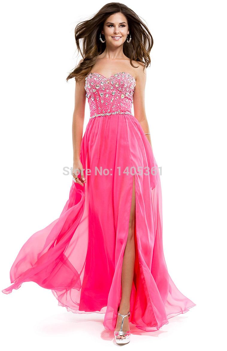 pink matric dance dresses