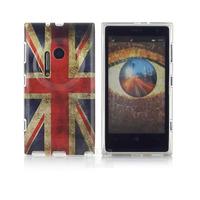 New Style Fashion UK Flag Patterns Soft Cover phone Case For Nokia Lumia 1020 PT1329