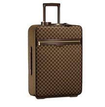 2014 sofá nuevo hombres de familia a cuadros de negocios carro maleta caso equipaje de viaje comprobar- en el equipaje caja de tirón(China (Mainland))
