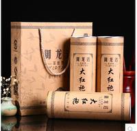 3Csns/lot Gift packing Chinese Oolong Tea  Big Red Robe,Organic black tea Da Hong Pao Wu yi yan Tea Green Food