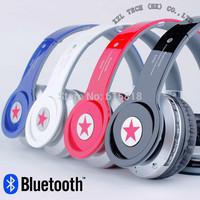 10PCS DHL wireless Bluetooth Earphones & Headphones For mobile Phone Tablet MP3 Bluetooth headset Fidelity Bass Sports Headset