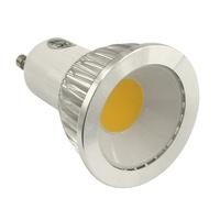 10 Pieces/lot Led GU10 lamps 85-265V 110V 220V 230V AC COB 3W Equivalent 25W Halogen Light