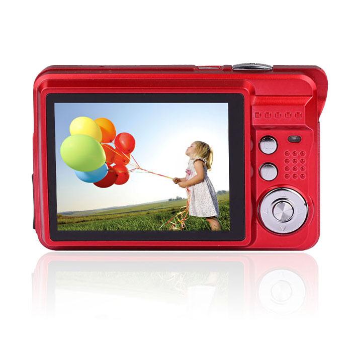 1 pcs 18MP 2 7 Inch TFT LCD Digital Video Recorder 8X Digital Zoom Camera DC