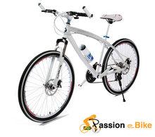 26 inch with double disc brake aluminium alloy luxury bike spoke wheel Mountain bike for BMW mountain bicycle(China (Mainland))