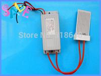 On Sell ! DC12V/24V, AC 110V/220V Ozone Generator 3.5g with Ceramic Plate + Free Shipping